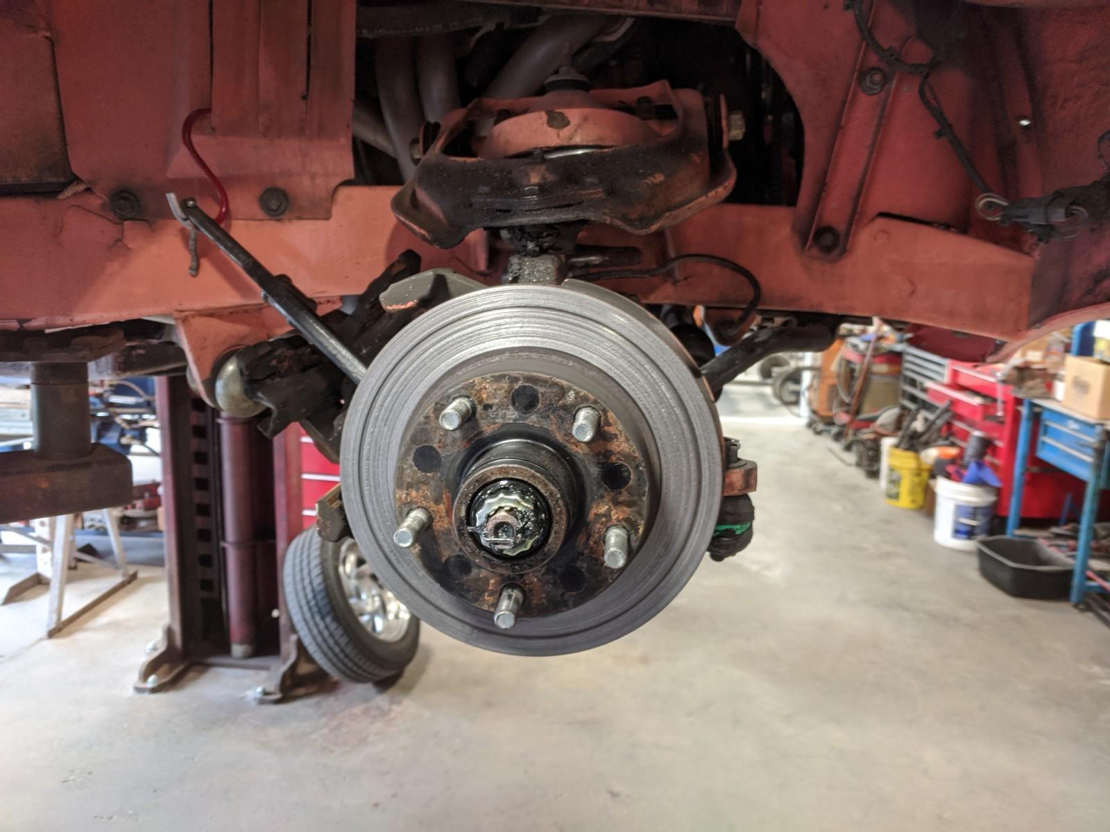 Brake Updates